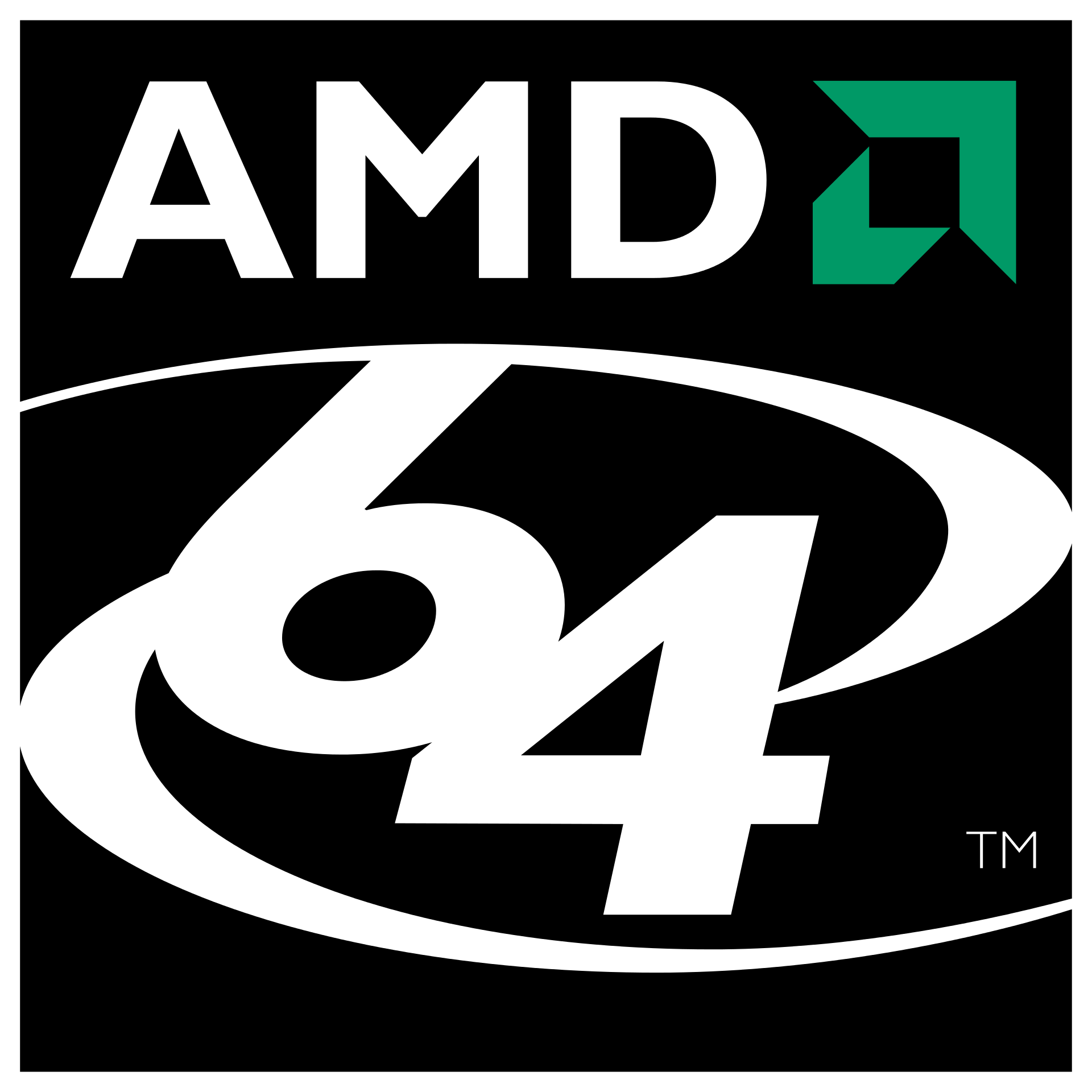 AMD64 logo