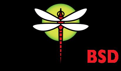 DragonFlyBSD logo